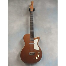 Silvertone 1960s 1417 Solid Body Electric Guitar