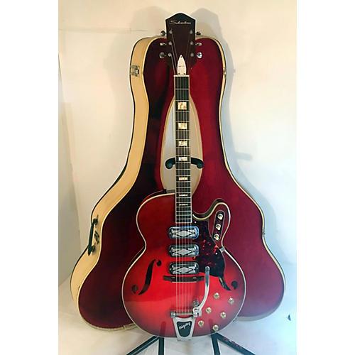 Silvertone 1960s 1429L Hollow Body Electric Guitar