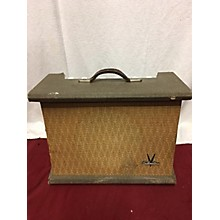 Silvertone 1960s 1432 Tube Guitar Combo Amp