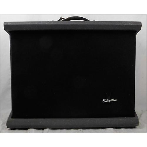 Silvertone 1960s 1433 Tube Guitar Combo Amp