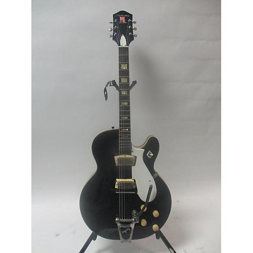 Silvertone 1960s 1446 Hollow Body Electric Guitar