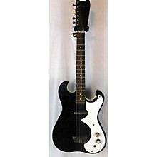 Silvertone 1960s 1448 W/ Amp In Case Solid Body Electric Guitar