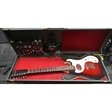 Silvertone 1960s 1457 Solid Body Electric Guitar