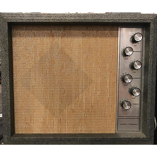 Silvertone 1960s 1482 Guitar Power Amp
