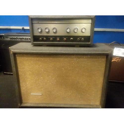 Silvertone 1960s 1483 Tube Guitar Combo Amp
