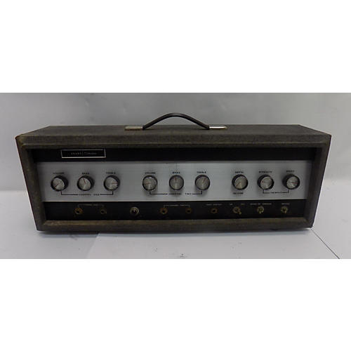 vintage silvertone 1960s 1484 head tube guitar amp head guitar center. Black Bedroom Furniture Sets. Home Design Ideas