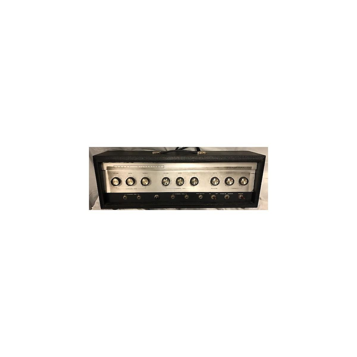 Silvertone 1960s 1484 Tube Guitar Amp Head