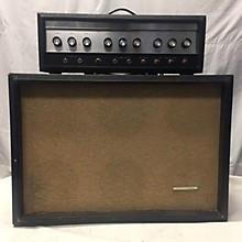 Silvertone 1960s 1485 Head + 6x10 Cabinet Guitar Cabinet