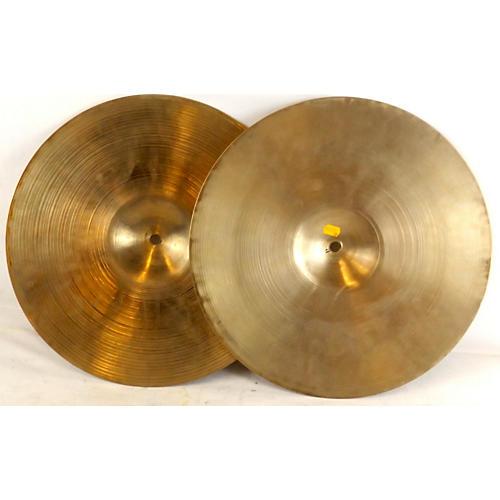 Zildjian 1960s 14in Hi Hat Pair Cymbal