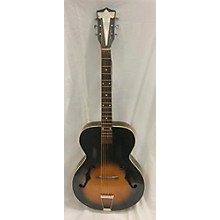 Kay 1960s 1960'S ARCHTOP ACOUSTIC Acoustic Guitar