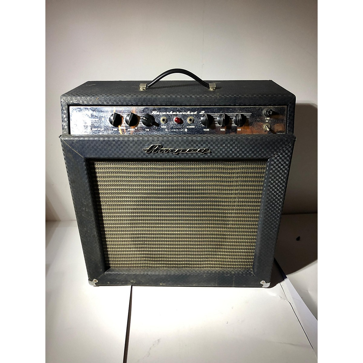Ampeg 1960s 1960S GS-12-R Tube Guitar Combo Amp