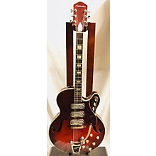 Silvertone 1960s 1960'S SILVERTONE 1454 REDBURST Hollow Body Electric Guitar