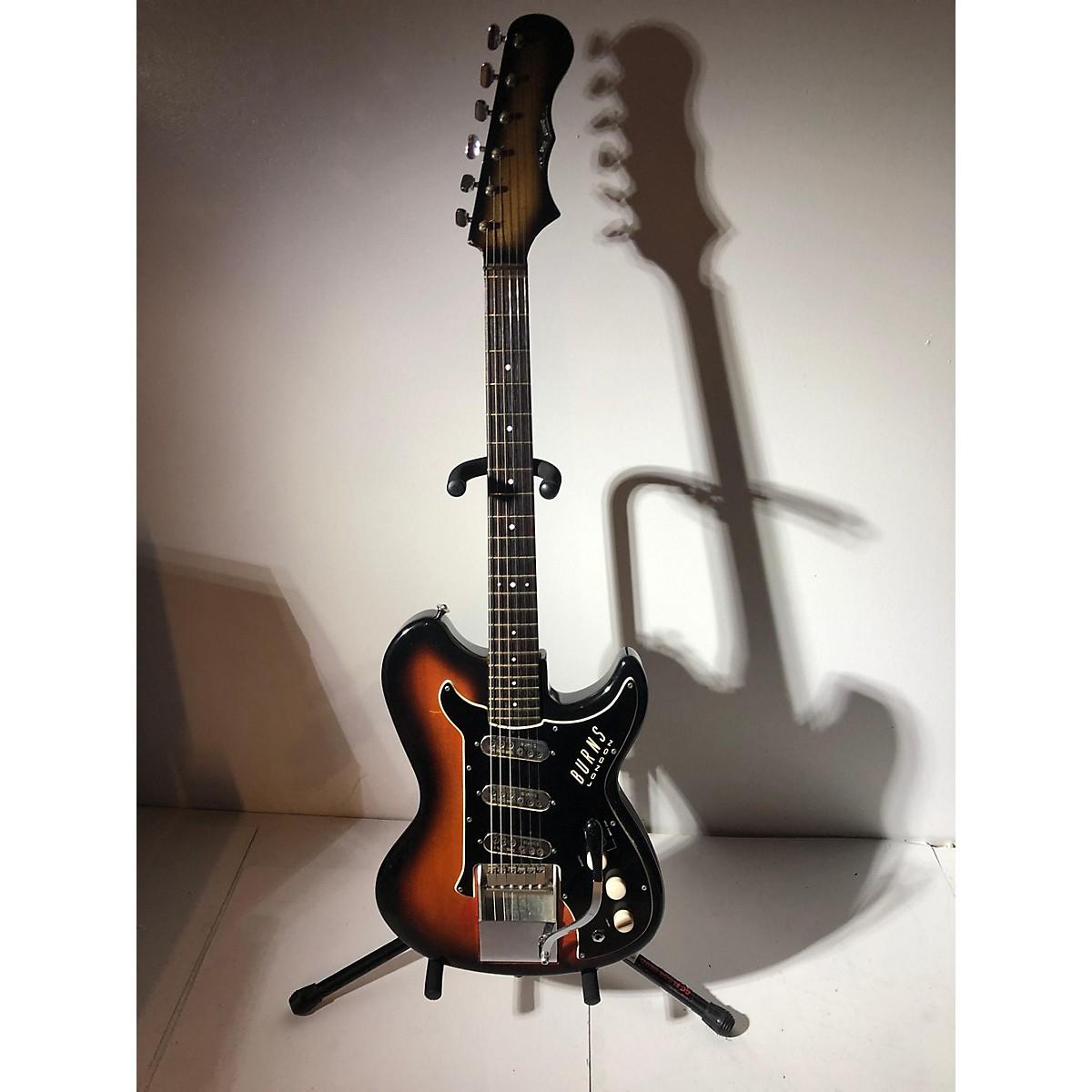 Burns 1960s 1960's Burns Of London Split-Sonic Solid Body Electric Guitar
