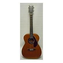 Vintage Fender 1960s Concert Acoustic Guitar