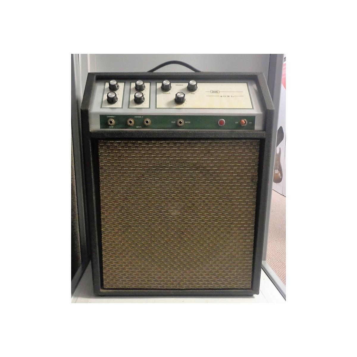 Silvertone 1960s 1960's Silvertone 40XL Combo Model 1422 Tube Guitar Combo Amp