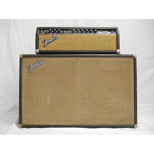 Fender 1960s 1967 SHOWMAN HEAD AND CAB Tube Guitar Amp Head