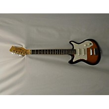 HARMONY 1960s 2 Pickup Solid Body Electric Guitar
