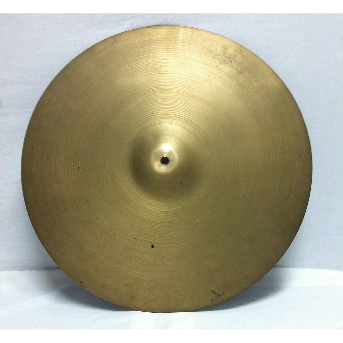 Zildjian 1960s 20in A Ride Cymbal