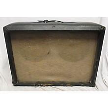 Silvertone 1960s 2x10 Cab Guitar Cabinet