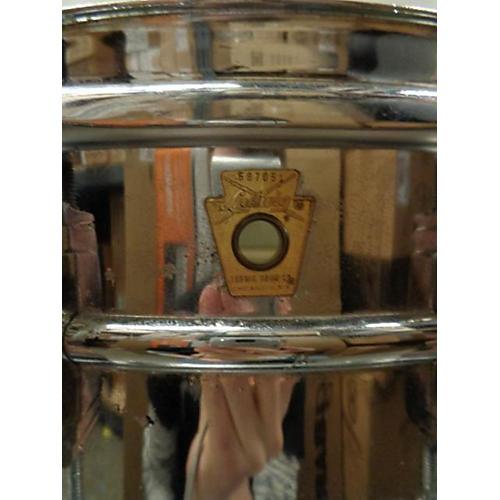 Ludwig 1960s 4X14 Supraphonic Snare Drum