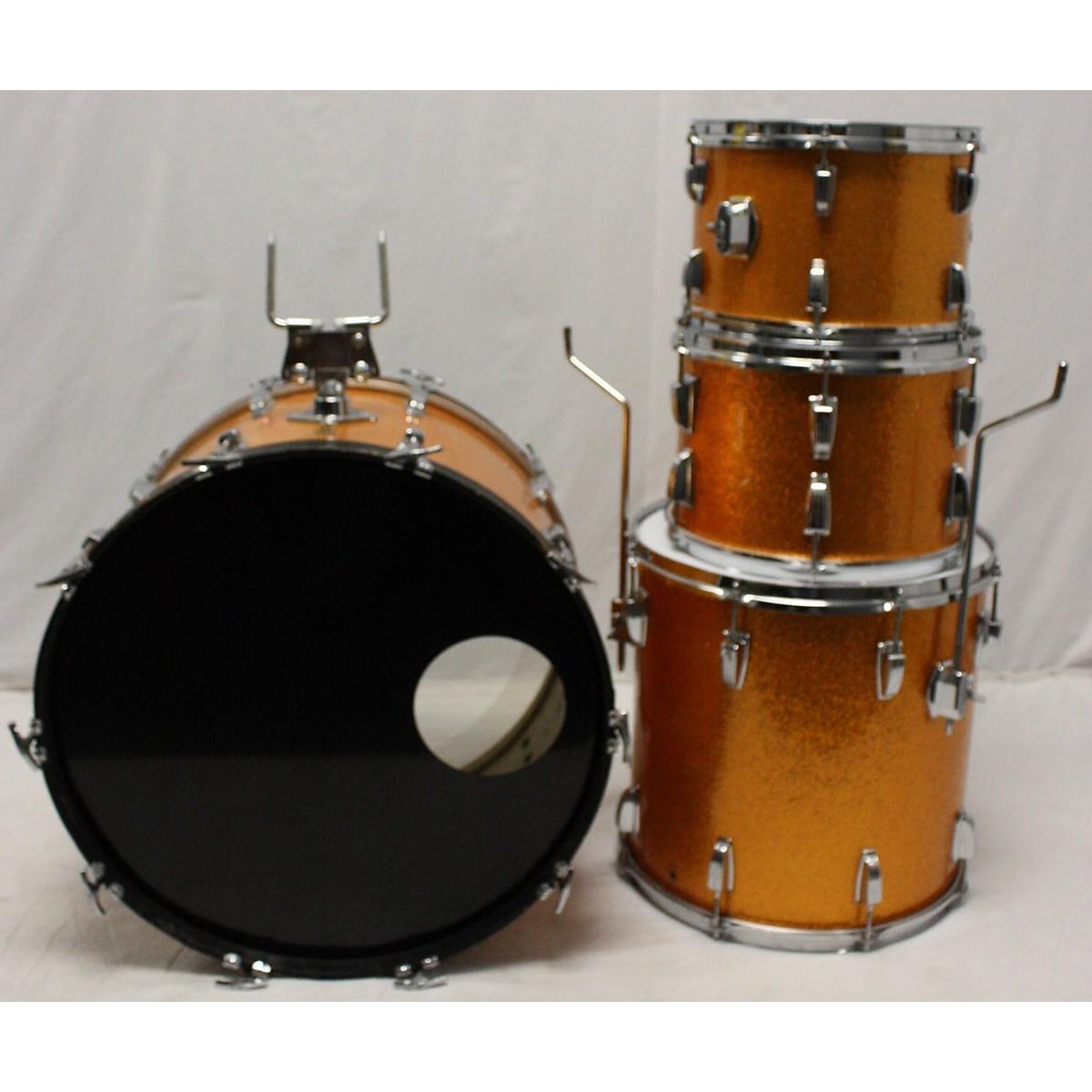Ludwig 1960s 4pc Kit Drum Kit