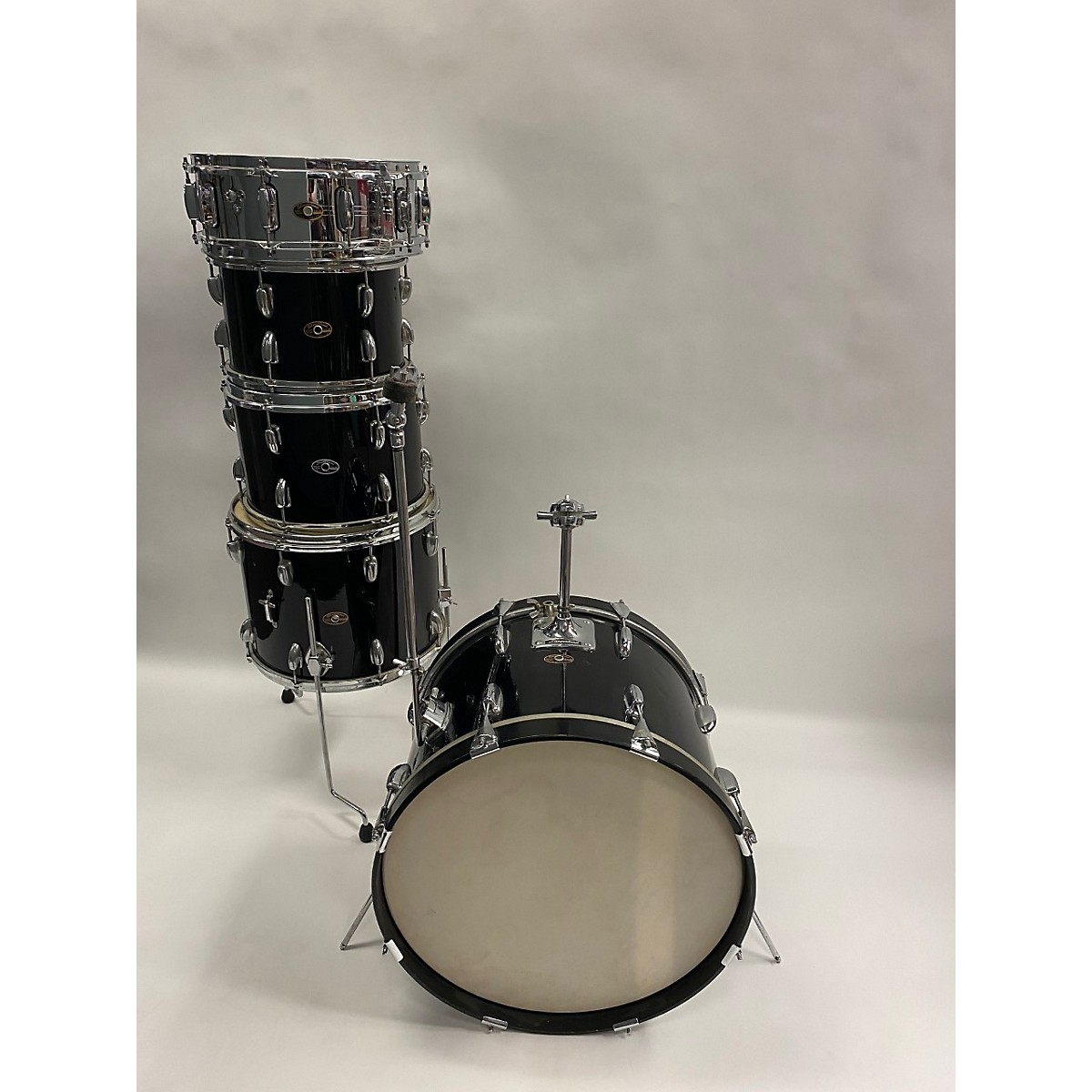 Slingerland 1960s 4pc Kit With Snare And Single 70's Tom Drum Kit