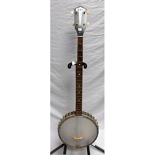 Kay 1960s 5 String Folk Banjo Banjo