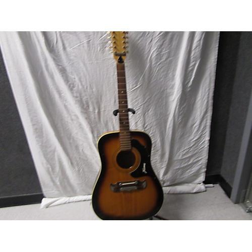 Framus 1960s 51296 12 String Acoustic Guitar