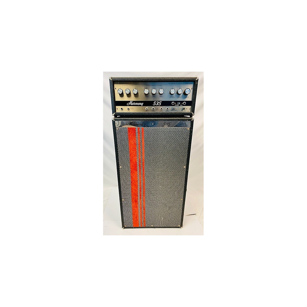 Harmony 1960s 535 Tube Guitar Combo Amp