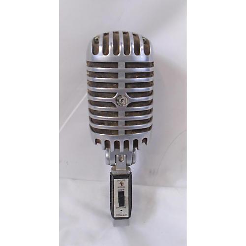 Shure 1960s 55sw Dynamic Microphone