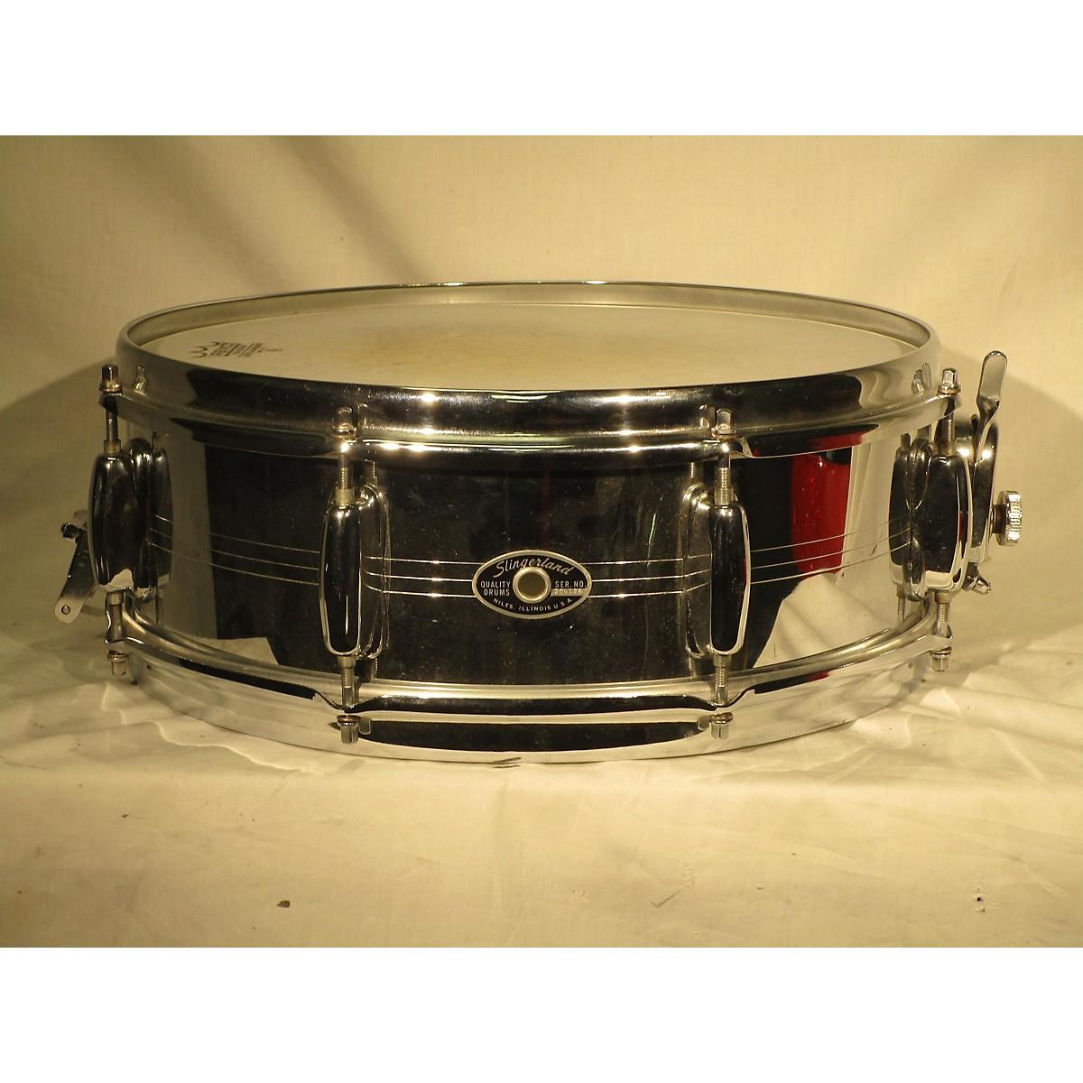 Slingerland 1960s 5X14 CHROME SNARE Drum