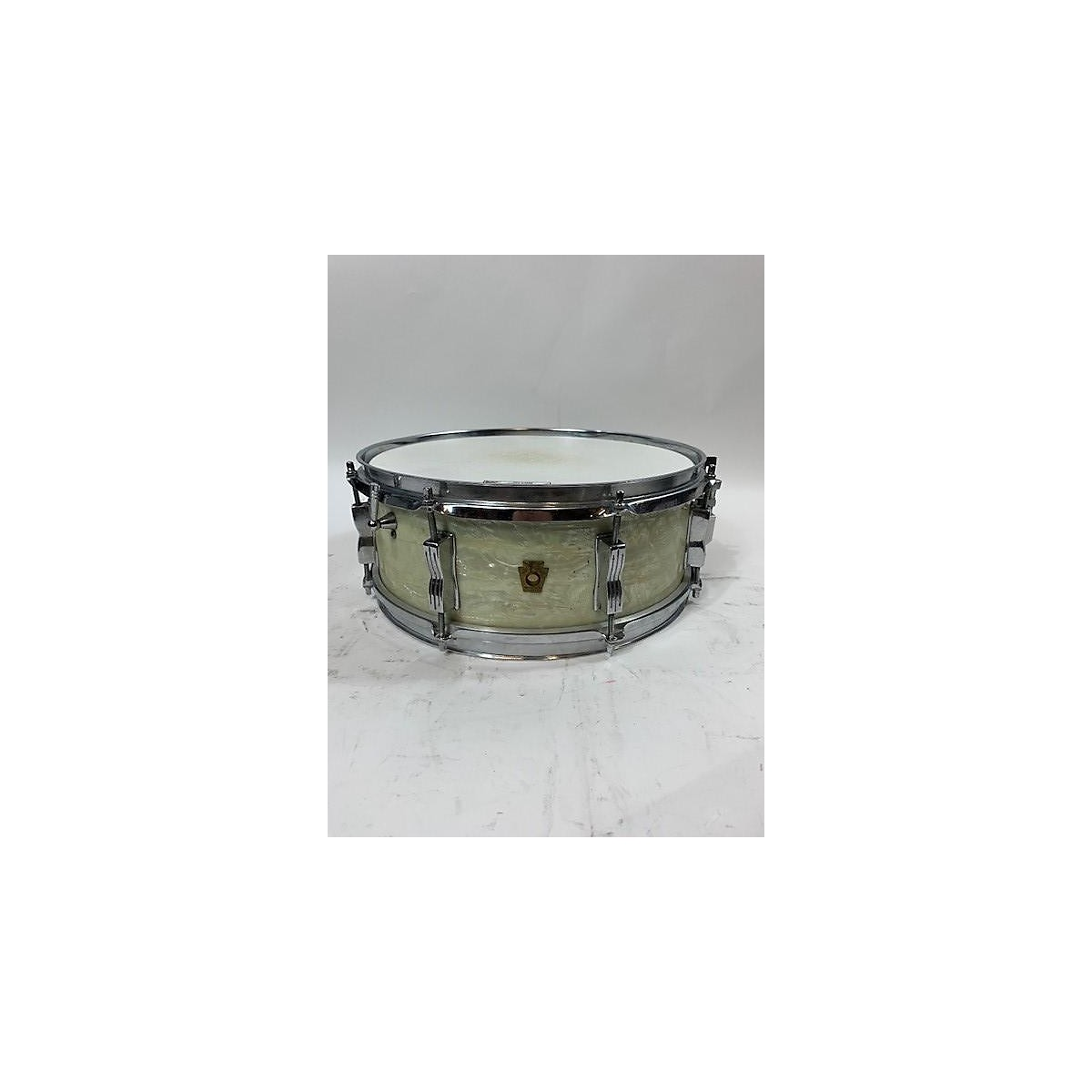 Ludwig 1960s 5X14 Classic 8 Lug Snare WMP Drum