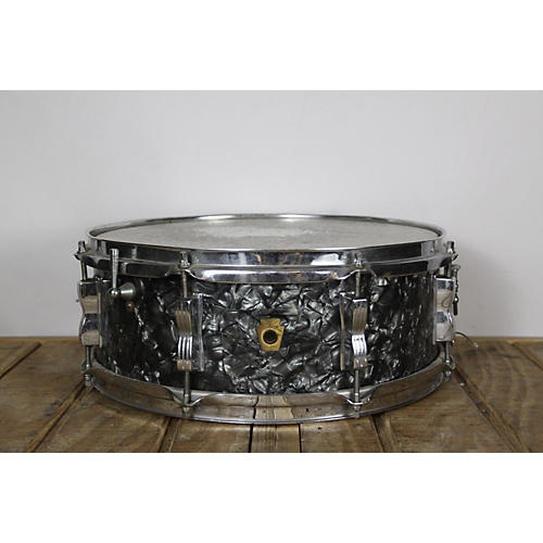 vintage ludwig 1960s 5x14 classic jazz festival snare drum guitar center. Black Bedroom Furniture Sets. Home Design Ideas