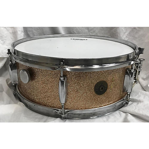 Gretsch Drums 1960s 5X14 Dixieland Snare Drum
