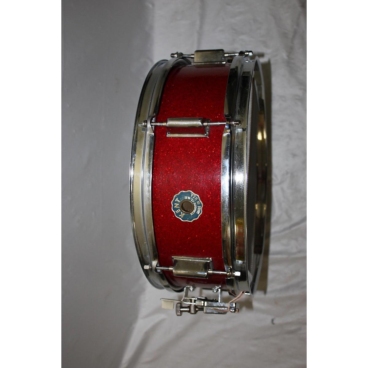 Kent 1960s 5X14 VINTAGE WOOD SHELL Drum