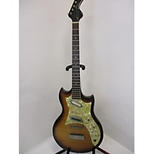 Framus 1960s 6 String Solid Body Electric Guitar