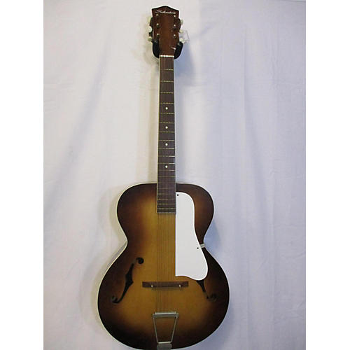 Silvertone 1960s 618 Acoustic Guitar