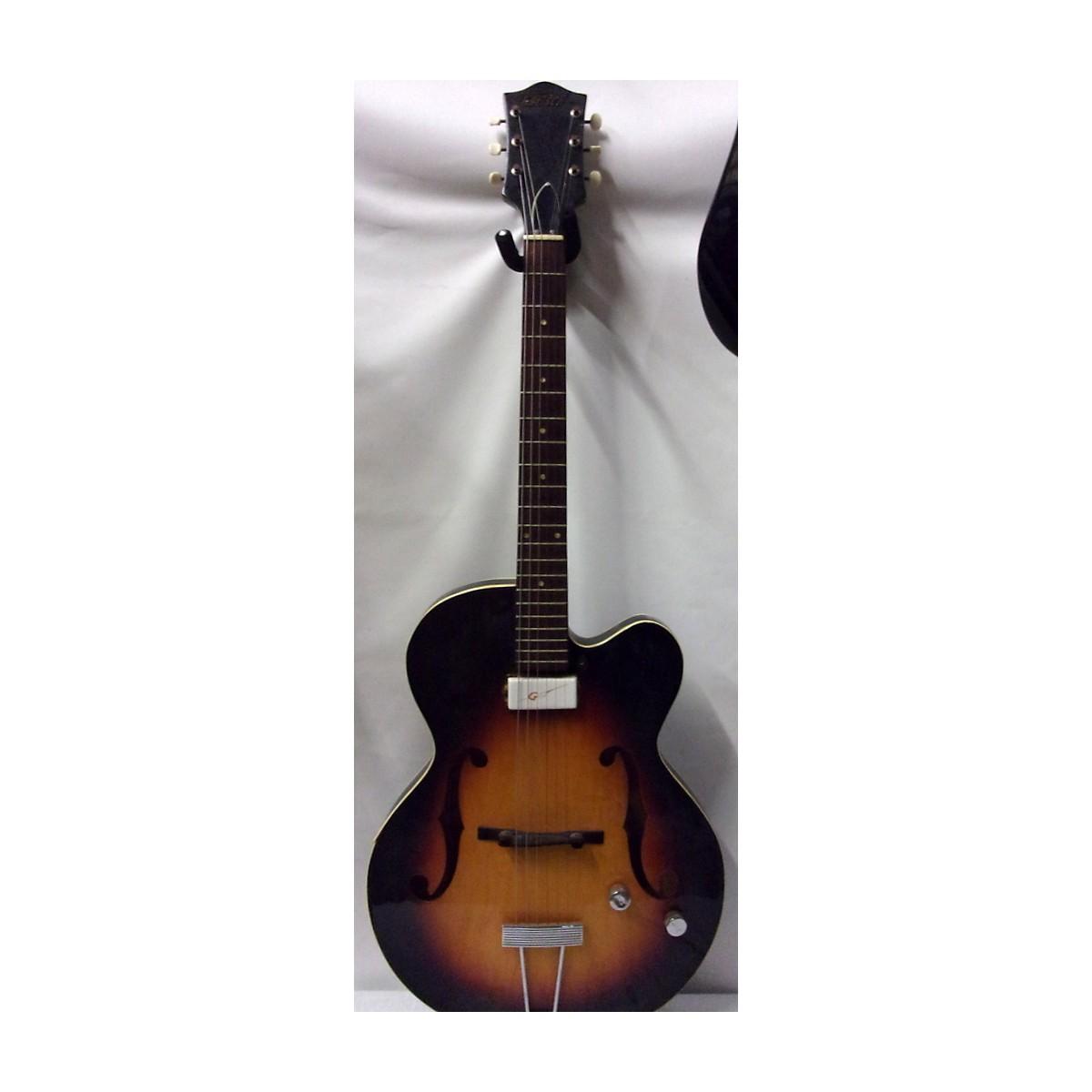 Gretsch Guitars 1960s 6186 Hollow Body Electric Guitar