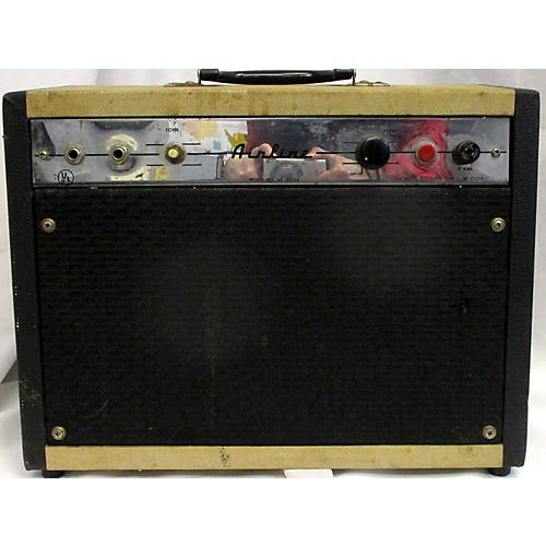 Airline 1960s 62-9022A Tube Guitar Combo Amp