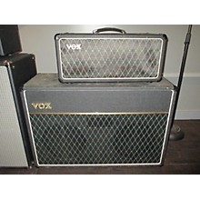 Vox 1960s AC50 HEAD W/ 2X12 CAB Tube Guitar Combo Amp