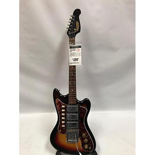 Supro 1960s ARLINGTON Solid Body Electric Guitar