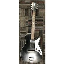HARMONY 1960s Alden Stratotone Hollow Body Electric Guitar