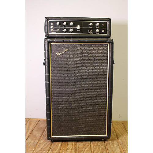 Kingston 1960s Amp And Cab Guitar Combo Amp