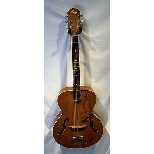 Kay 1960s Arch Top Acoustic Guitar