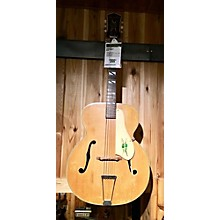Silvertone 1960s Archtop Acoustic Guitar