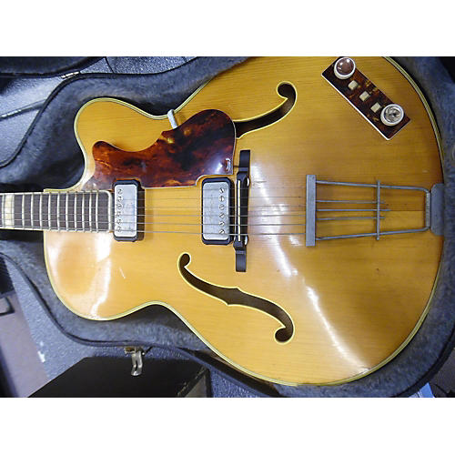 Hofner 1960s Archtop Hollow Body Electric Guitar