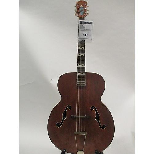 Silvertone 1960s Aristocrat Refin Acoustic Guitar