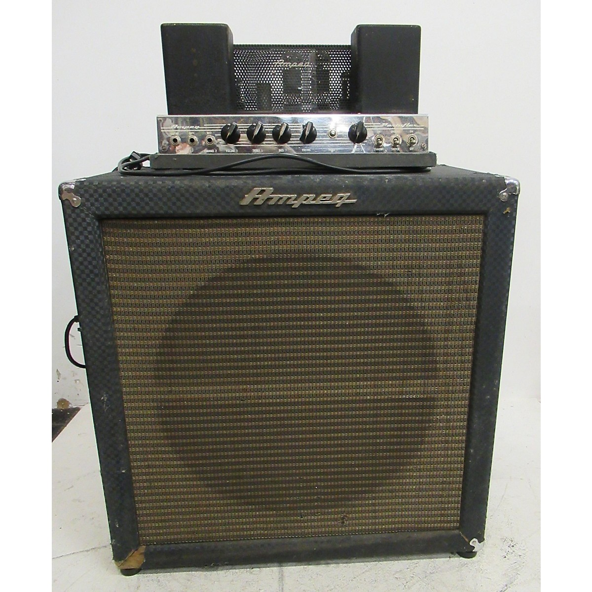 Ampeg 1960s B-18N Tube Bass Combo Amp