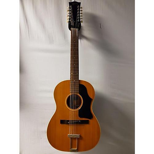 vintage gibson 1960s b25 n 12 12 string acoustic guitar natural guitar center. Black Bedroom Furniture Sets. Home Design Ideas