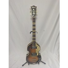 Hofner 1960s Beatle Electric Solid Body Electric Guitar